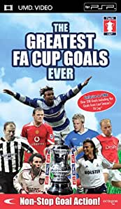 The Greatest Fa Cup Goals Ever [UMD pour PSP]