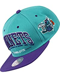 Mitchell & Ness NBA Triple Arch Hornets casquette