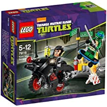 Lego – Teenage Mutant Ninja Turtles – 79118 – Karai Bike Escape