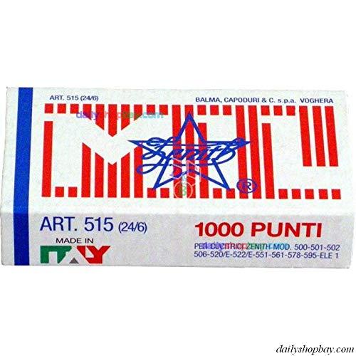 Zenith 515 Punti 126 Zenith 515/06 10 x 1000 punti - 10 confezioni da 1000 punti