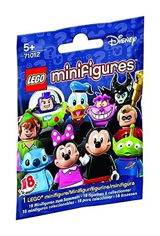 SET COMPLET 18 figurines différentes DISNEY Personnages LEGO 71012 Mini Figures