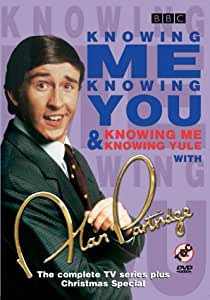 Alan Partridge : Knowing Me, Knowing You/Knowing Me, Knowing Yule - Complete BBC Series [1994] [DVD]