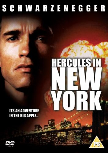 Hercules In New York [UK - Monster Von York New