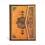 Paperblanks - Cuaderno midi safavid con páginas rayadas