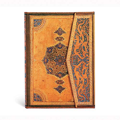 Paperblanks Safawidische Bindekunst  Notizbuch Midi Liniert