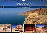 Jordanien - Ein Land der Superlative (Wandkalender 2019 DIN A4 quer): Einzigartiger Mix aus Natur und Kultur (Monatskalender, 14 Seiten ) (CALVENDO Natur)