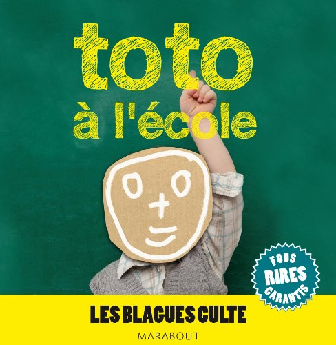 Mini blagues Toto à l'école