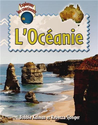 L'Océanie par Bobbie Kalman