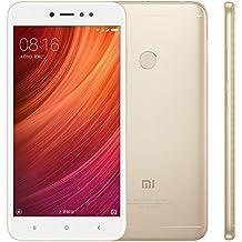 """Xiaomi Redmi Note 5A Prime SIM doble 4G 32GB Oro, Blanco - Smartphone (14 cm (5.5""""), 3 GB, 32 GB, 13 MP, Android, Oro, Blanco)"""