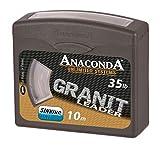 Anaconda Granit (10m, muschelresistent, sinkend), Tragkraft:25lbs