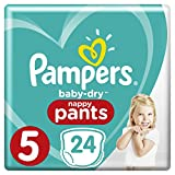 Pampers Baby-Dry Windeln Größe2 (4–8kg),...