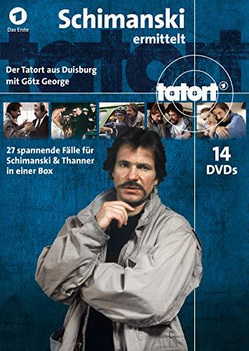 Kommissar Schimanski (15 DVDs)
