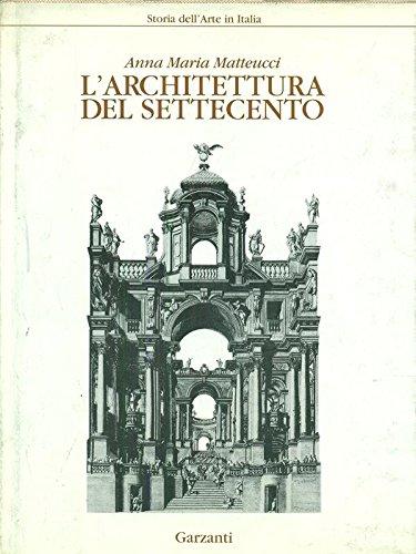 L'architettura del settecento