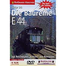 Coverbild: Stars der Schiene 34: Die Baureihe E 44
