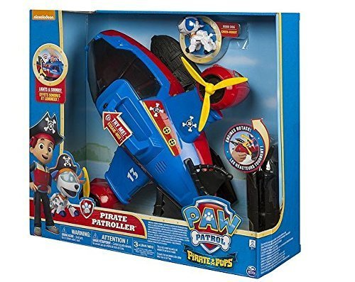 NEW Paw Patrol Pirate Pups Pirate Patroller