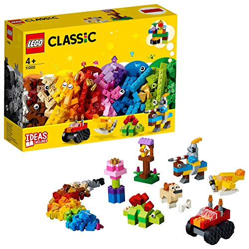 LEGO Classic - Ladrillos Básicos, juguete didáctico