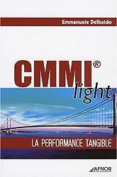 CMMI light: La performance tangible