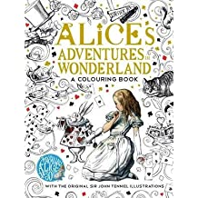 [(The Macmillan Alice Colouring Book)] [By (author) Lewis Carroll] published on (September, 2015)