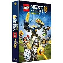 Lego Nexo Knights - Intégrale des Saisons 1 à 3 - Coffret DVD
