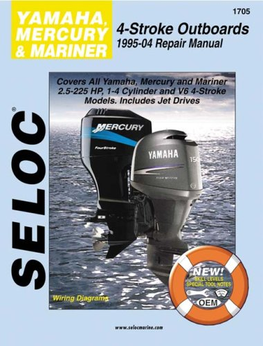 seloc-yamaha-mercury-and-mariner-outboards-1995-04-repair-manual-all-4-stoke-engines