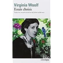 Essais choisis by Virginia Woolf (2015-02-26)