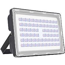Viugreum Focos LED Exterior 200w / Proyector Reflector de Pared/Iluminación Exterior IP65 Resistente al agua