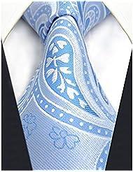 WZW Homme Rétro Mignon Soirée Travail Décontracté Cravate.Tissu cachemire Toutes les Saisons