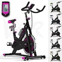 Revxtreme Intérieur Aérobique Exercice Vélo / Cycle Aptitude Cardio Faire Du Sport Machine - 22 Kg Volant