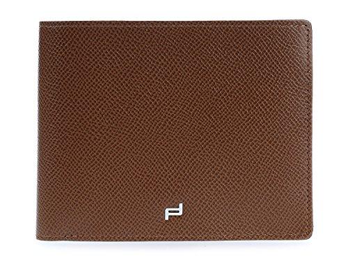 Porsche Design French Classic 3.0 BillFold H10 4090001814 Herren Geldbörsen 11x12x1 cm (B x H x T) brown