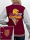 I-D-C CID Harry Potter-House Gryffindor - Chaqueta Hombre, Hombre, Harry Potter - House Gryffindor, XL