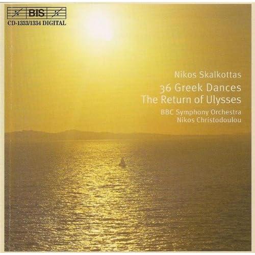 36 Greek Dances, Ak 11, Series 1: Series III: VIII. Kleftikos