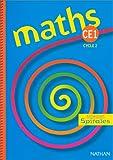 Image de Spirales, CE1. Livre de l'élève