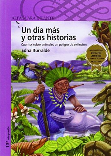 Un día más y otras historias par Edna Iturralde