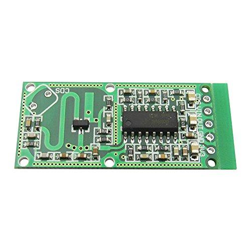 Pinzhi RCWL-0516 Mikrowellen Radarsensor Modul Mensch Induktions Schalter Modul