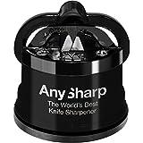 Anysharp Global Classic Knife Sharpener (Black)
