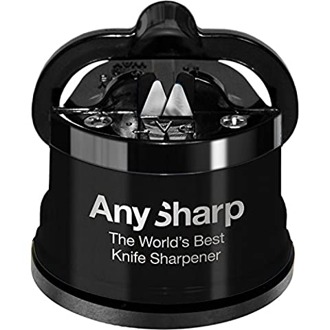 Anysharp Global Classic Knife Sharpener (Black)