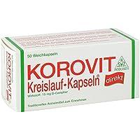 Korovit Kreislauf Kapseln 50 stk preisvergleich bei billige-tabletten.eu