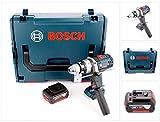 Bosch GSB 18 VE-2-Li 18V Li-Ion Professional Akku Schlagbohrschrauber in Bosch L-Boxx mit 1x GBA 6 Ah Akku