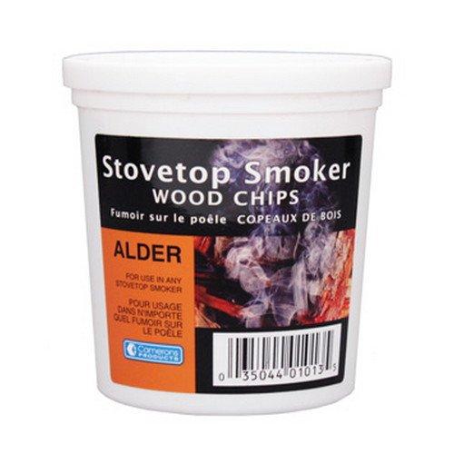 Chips fumatori 0,5 litri. Alder. - Alder Wood Chips Fumatori
