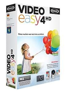 MAGIX Video easy 4 HD