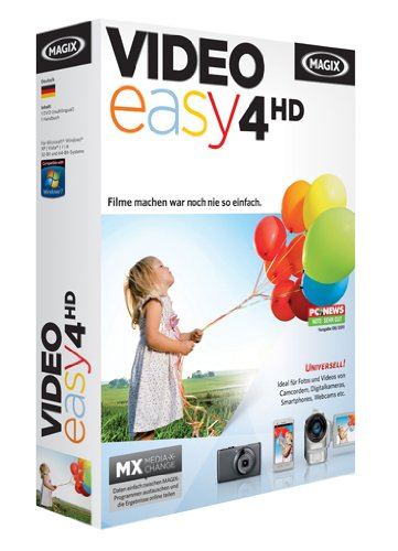 MAGIX Video easy 4 HD Ziel Kurze