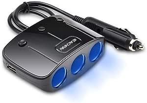 Eachpai Car Charger 120 W 12 V Elektronik