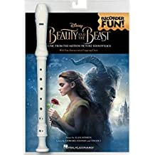 Beauty and the Beast - Recorder Fun!: Pack with Songbook and Instrument
