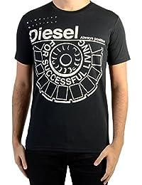 Tee Shirt Diesel Ballock 900 Noir