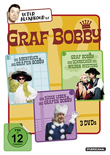 Graf Bobby Edition [3 DVDs] -