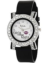 Relish Analog Girls Always Right Dial Women's Watch - L712