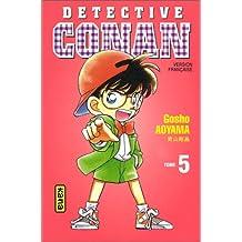 Détective Conan, tome 5