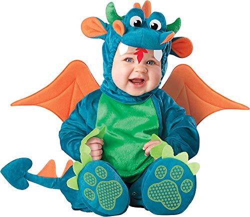 omufipw Baby Dinosaurs Costume Onesies Performance Abbigliamento Drago Cosplay Costume di Natale Halloween