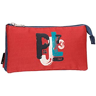 Pepe Jeans James Neceser de Viaje, 22 cm, 1.32 litros
