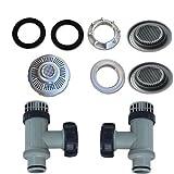 Intex 126003 Anschluss-Set Durchmesser 38 mm